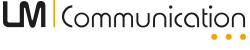 logo lm communication